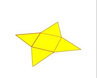 Interactives 3d Shapes Pyramids