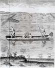 John White, THE MANNER OF THEIR FISHING (ca. 1585)