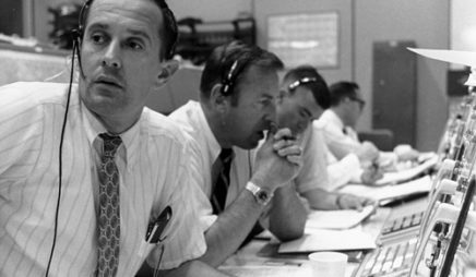 Communication with Apollo 11