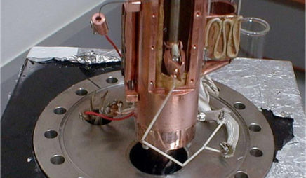 Candlestick Atomic Beam Source