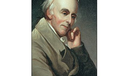 Benjamin Rush, Member of the Continental Congress, Copy of an earlier portrait
