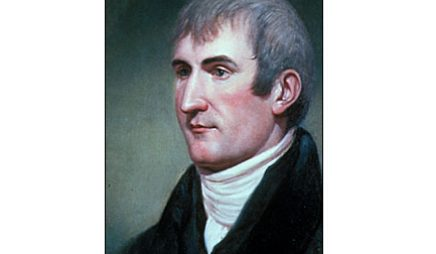 Meriwether Lewis, Co-leader of the Expedition