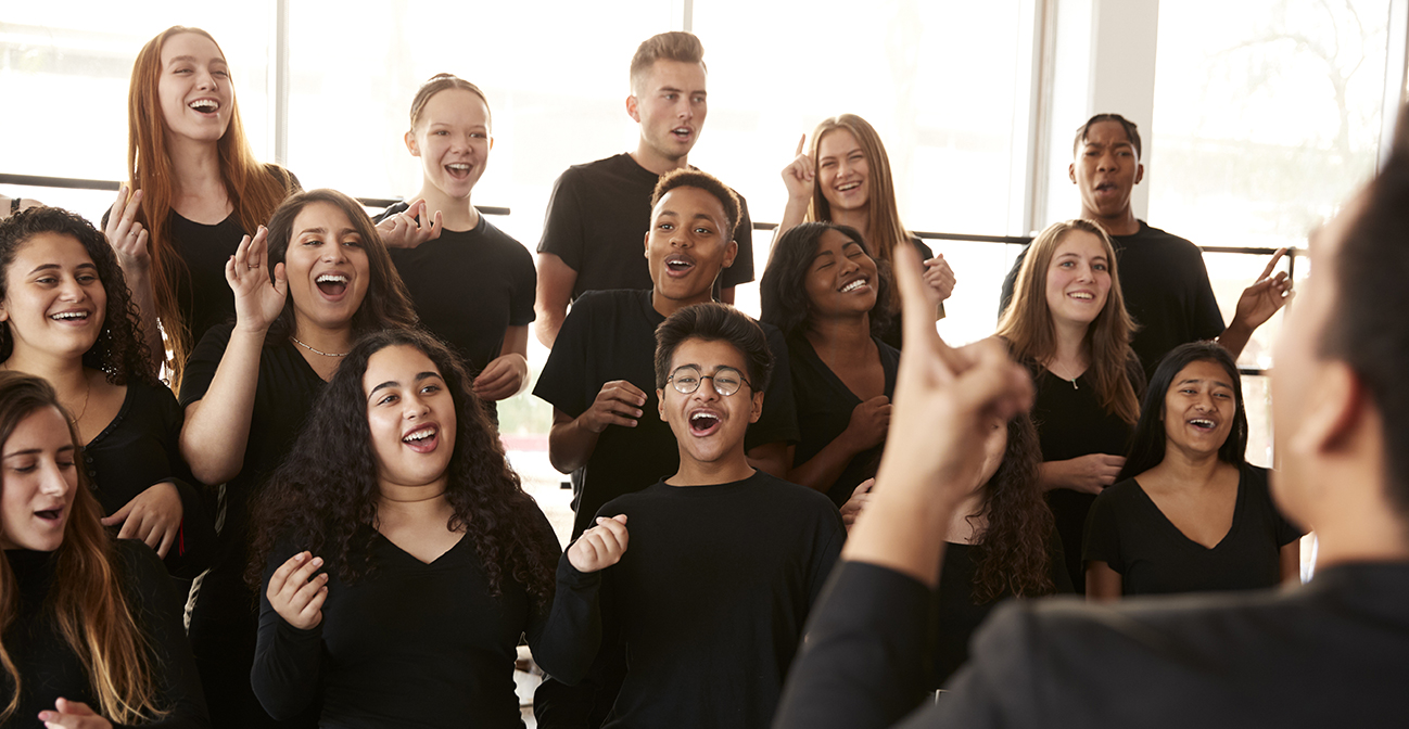 The Art of Teaching the Arts: A Workshop for High School Teachers -  Annenberg Learner