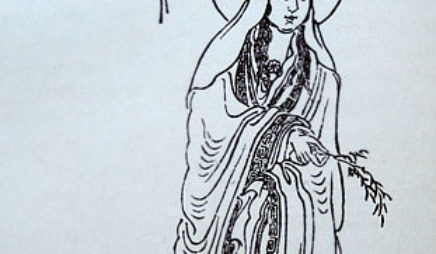 The Boddhisatva, Kuan Yin