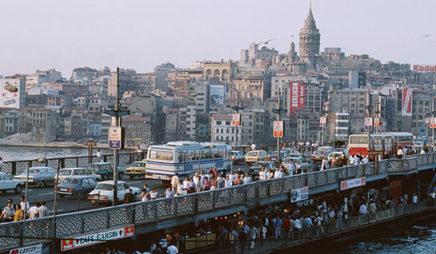 Modern-day Istanbul