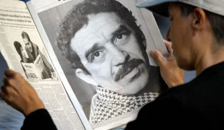 The 80th birthday of García Márquez