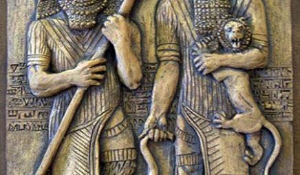 Gilgamesh and Enkidu