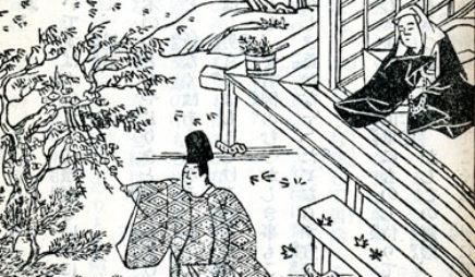 Genji and Murasaki