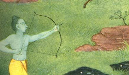 Krishna hunting