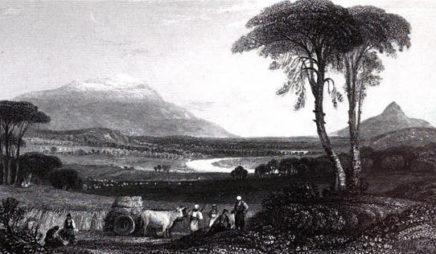 Mount Ossa and Mount Olympus