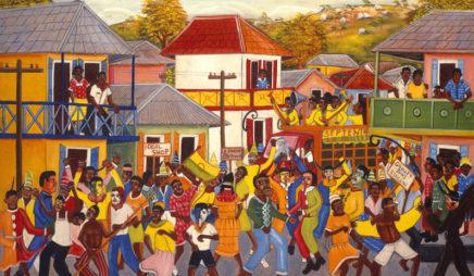 Carnival au Cap Haitien