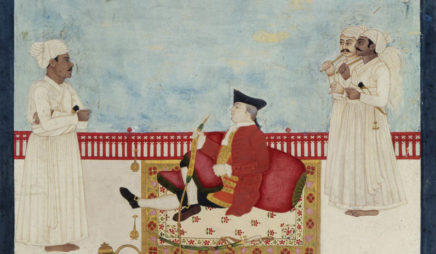 Portrait of East India Company Official (probably William Fullerton)