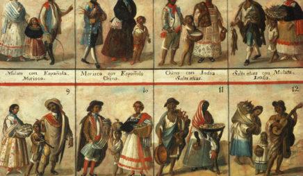 Human Races (Las Castas)