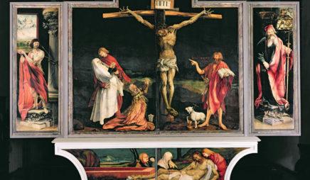 Isenheim Altarpiece (exterior)