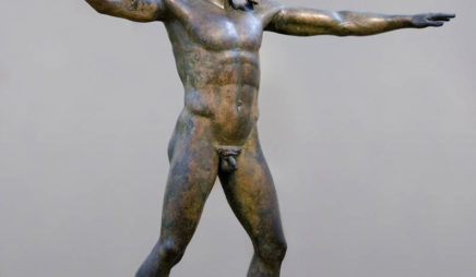 Zeus of Artemision (also called Poseidon)