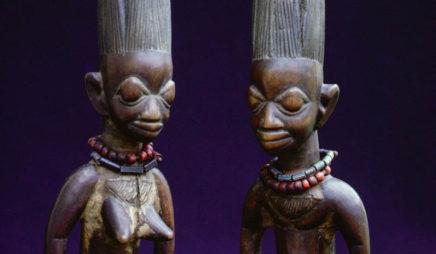 Twin Figures (Ère Ìbejì)