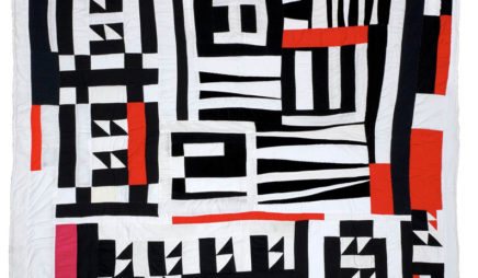Blocks, Strips, Strings, and Half-Squares Quilt