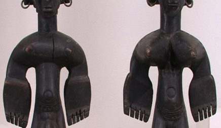 Male and Female Twin Figures (flanitokelew)