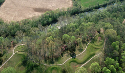 The Serpent Mound