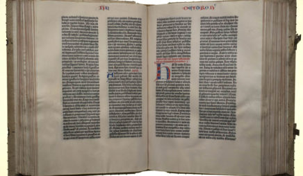 Biblia Latina (Latin Bible)