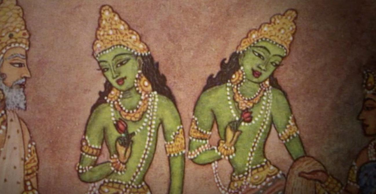 Twin Gods
