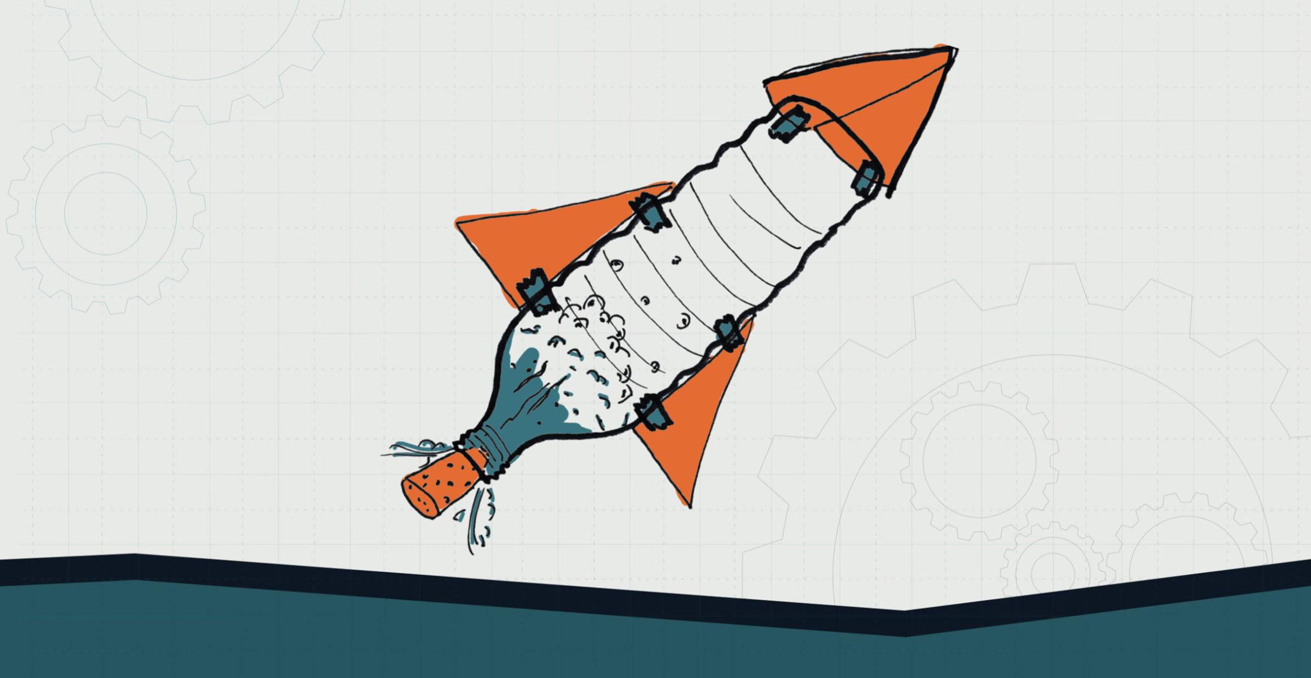 Baking Soda Bottle Rocket Annenberg Learner